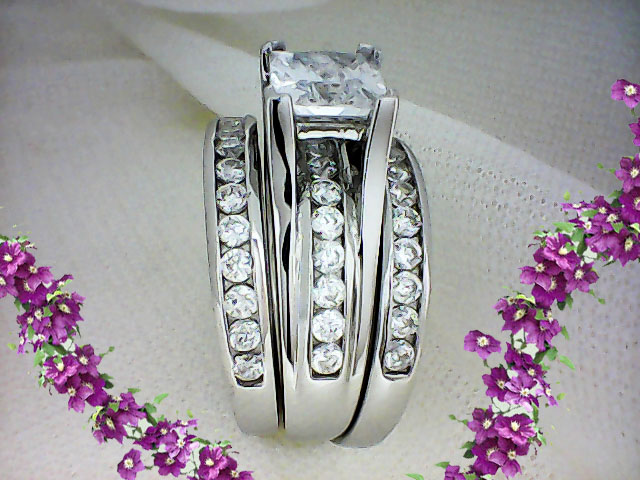 3 Pieces, Pure Sterling Silver 925 # S7009